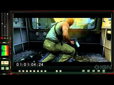 IGN Rewind Theater - Max Payne 3 Trailer Analysis