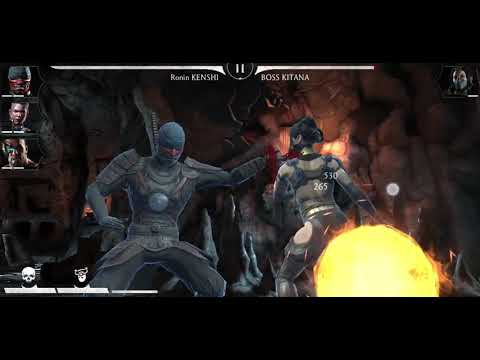 Mortal Kombat Mobile Final Battle Of Battle Mode (Single Player)+ Fatality
