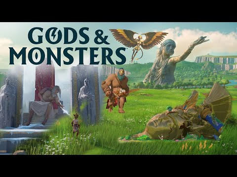 Gods and Monsters Leak Development Gameplay