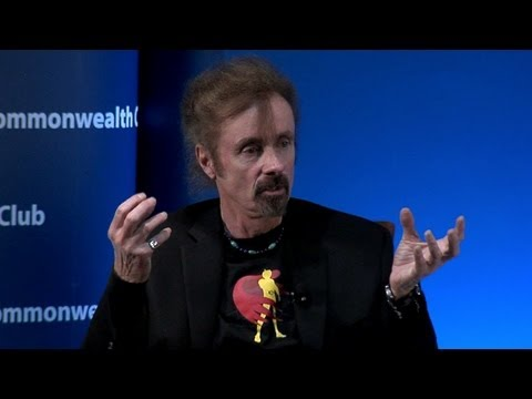 T.C. Boyle: Incorporating Environmentalism in Art - YouTube