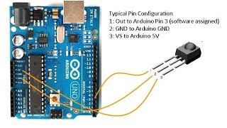 Learn to Translate IR Codes and Retransmit Using Arduino