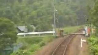 タンゴ悠遊2号の旅 ~丹後神崎-東雲の車窓~