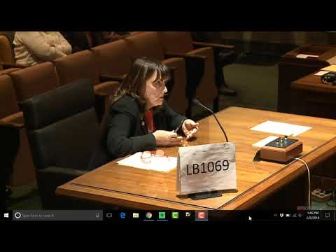Becoming A Topic Of State Legislature Discussion On Education Law February 2018