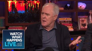 Did John Lithgow Turn Down Being The Joker?   WWHL