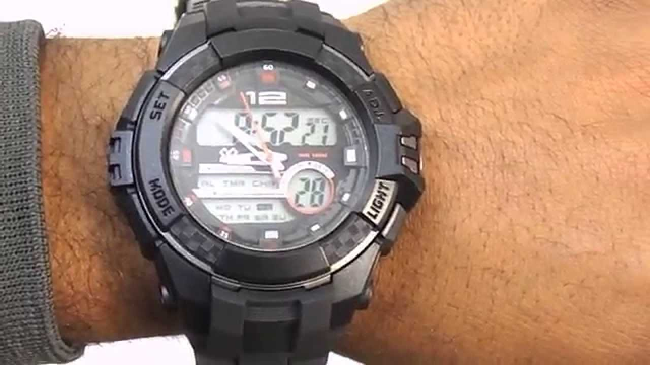 0b5770981d9 Relogio Masculino X-games Xmppa106 - YouTube