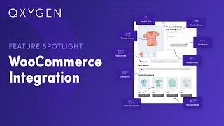 Oxygen 3.0: WooCommerce Integration