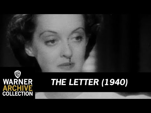 the-letter-(1940)-hd-trailer
