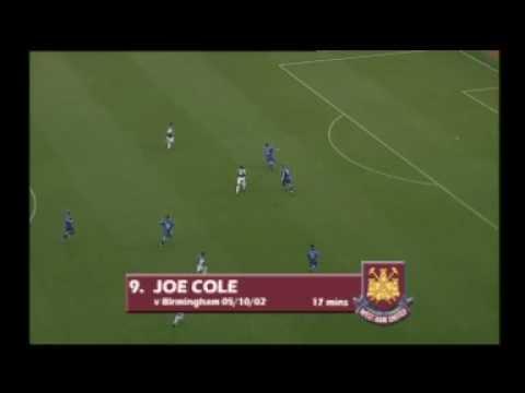 Joe Cole vs Birmingham