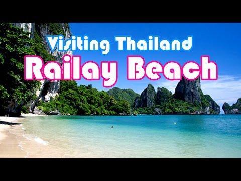 Railay Beach - Krabi Thailand - thailand holidays