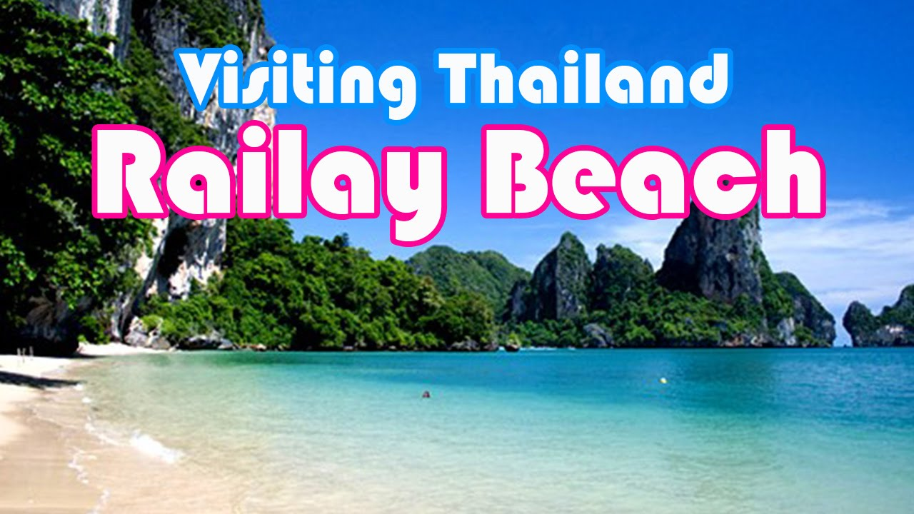 Railay Beach Krabi Thailand Holidays