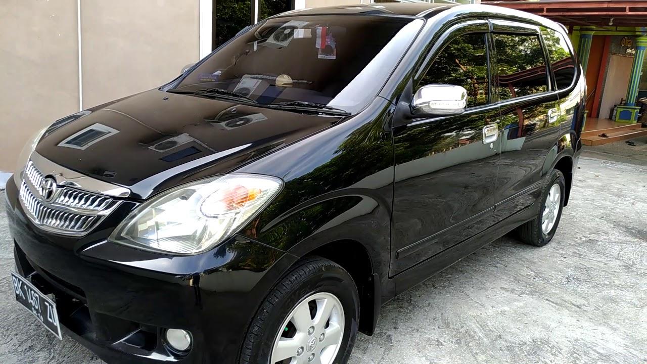 Toyota Avanza 2008 Generasi Pertama Mobil Sejuta Umat Di Harga 100