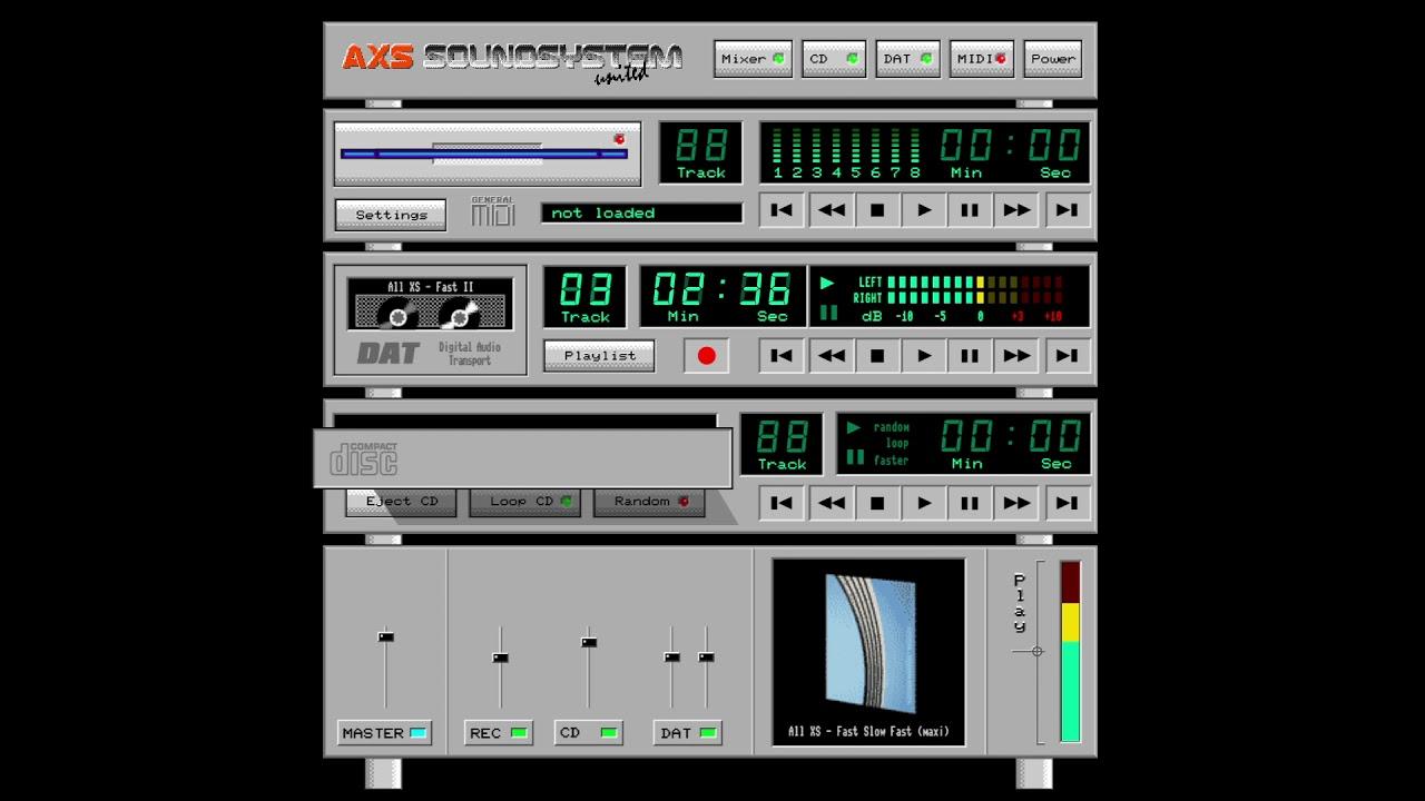 All XS - Fast II