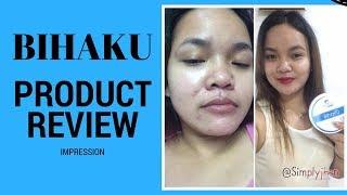 Gambar cover Paano magdry ang pimples at pumuti? / Bihaku Wonder Bleaching Cream
