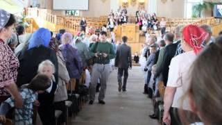 Свадьба в Бресте(Магеллан)(Фрагменты христианской свадьбы .Часть 1(Кобрин -Брест), 2011-09-04T15:31:25.000Z)