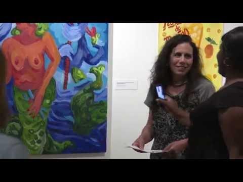 Artist's Talk: Latin@ Art and Identity Across Generations