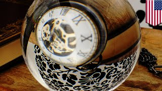 Weird time crystal studies funded by US Department of Defense - TomoNews