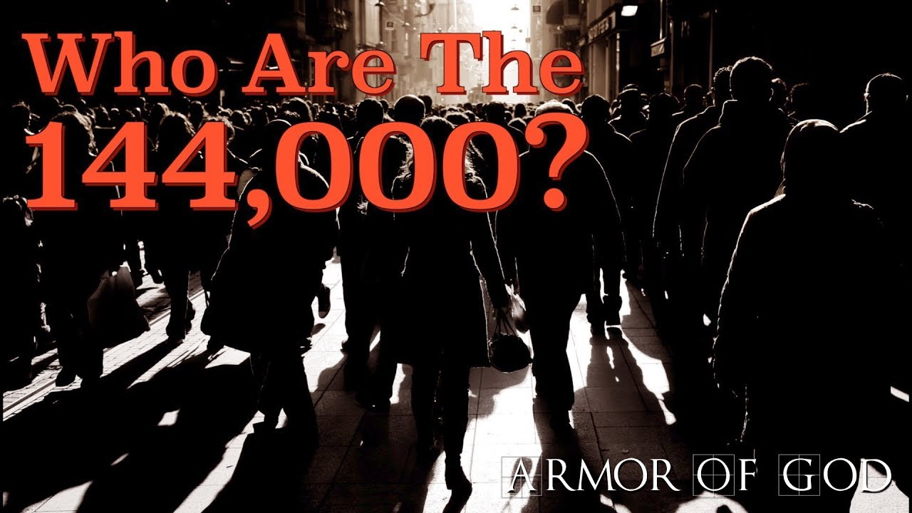 Who Are The 144,000? - Adrian Davis