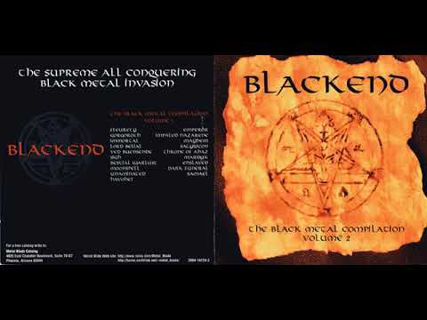 Blackend: The Black Metal Compilation, Vol. 2, CD 2
