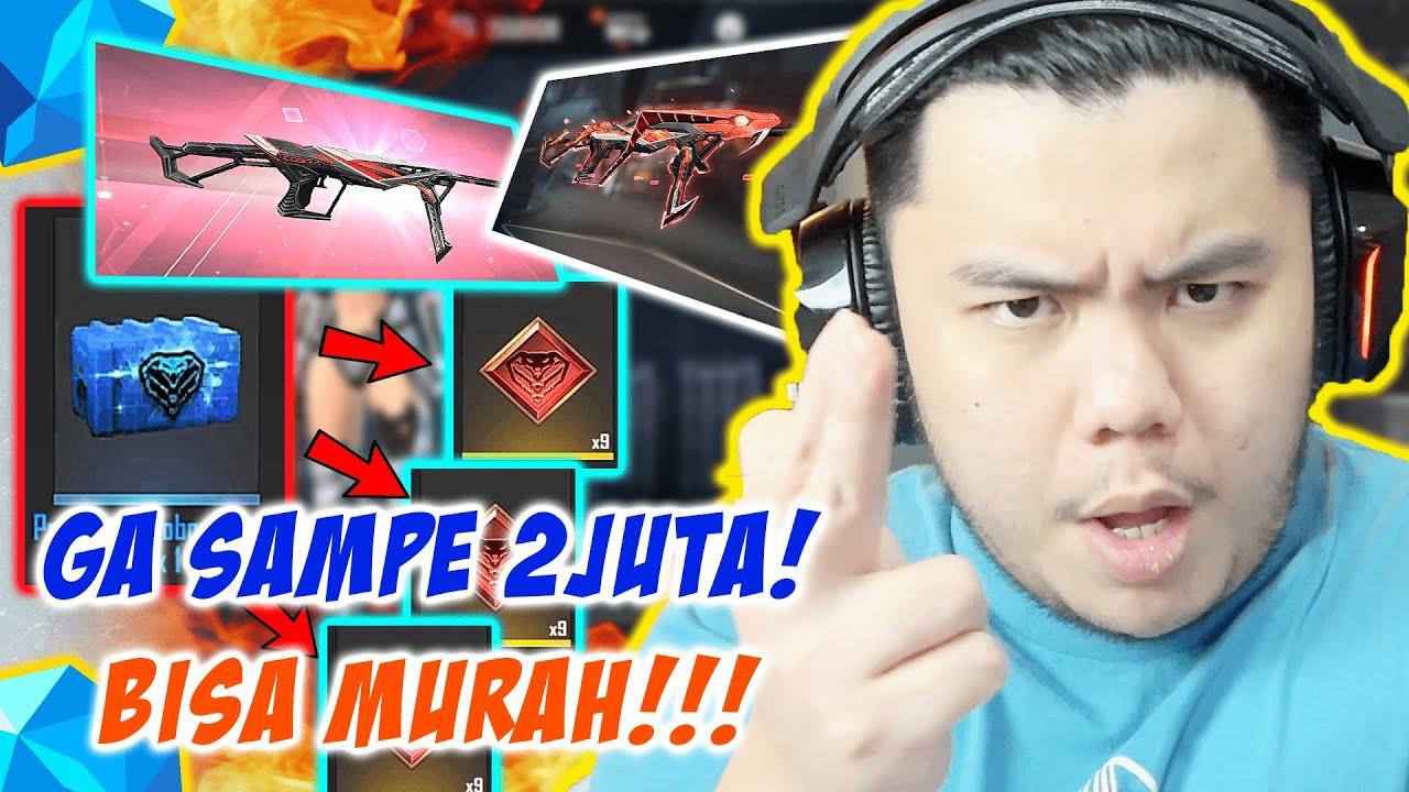BISA MURAH! INI TOTAL DIAMOND UNTUK MP40 EVO GUN!!