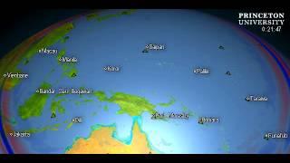 Magnitude 6.2 Quake, E. CAROLINE ISLANDS, MICRONESIA