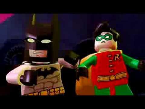E3 2008 - LEGO Batman Trailer