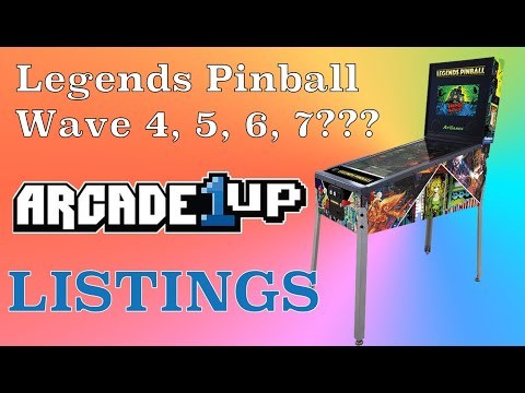 Legends Pinball Update, Arcade Listings & Limited Run Games | OCG Weekly #29 from Original Console Gamer