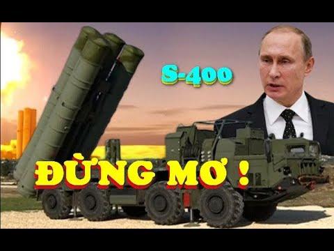 Mỹ THẤT BẠI khi tấn công Syria để thăm dò S-400 và lộ bí mật vào tay Nga