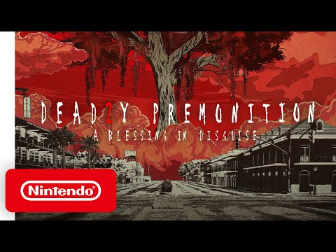 Deadly Premonition 2: A Blessing in Disguise - Launch Trailer - Nintendo Switch