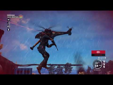 Just Cause 3 - Liberating Settlement - Guardia Montana II