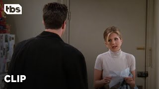 Friends: Rachel Finds Ross' List of her Pros & Cons (Season 2 Clip)   TBS