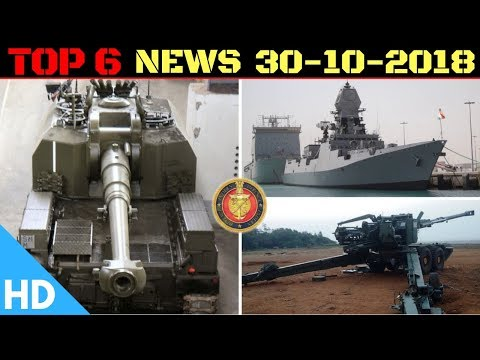 Indian Defence Updates : India Russia Sign Frigate Deal,2000 ATAGS Order,India Japan Exercise 2018