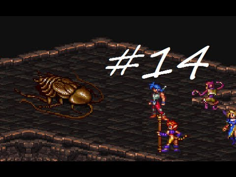 Let's Play Breath of Fire II #14 - Insect Cuisine