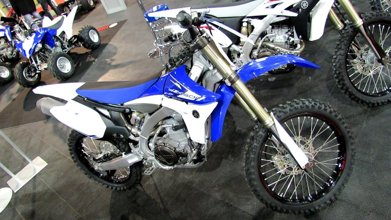 Used Yamaha Yz For Sale