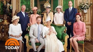 See Pics From Baby Archie's Royal Christening | TODAY