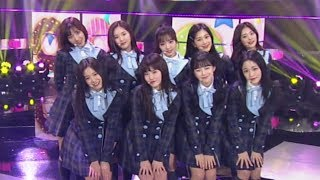 《ADORABLE》 fromis 9(프로미스나인) - To Heart @인기가요 Inkigayo 20180204 - Stafaband