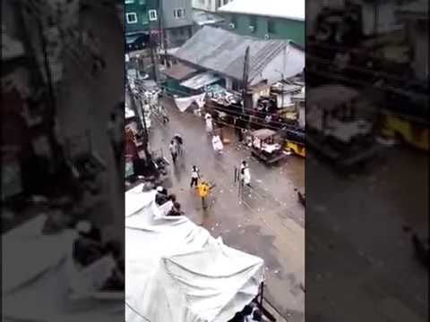 eyo festival fight  2017 - serious fight at lagos island after eyo festival 2017 thumbnail