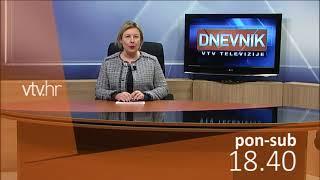 VTV Dnevnik najava 23. veljače 2018.