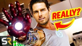 10 Actors Who Could Have Been A Superhero In The MCU!