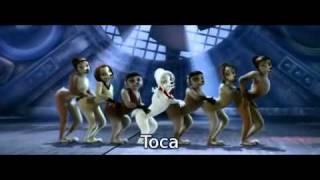 """Parte Musical """"Choo Le Na"""" de la Película Roadside Romeo Sub.Español"""