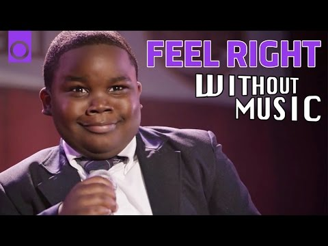 FEEL RIGHT - Mark Ronson ft. Mystikal (House of Halo #WITHOUTMUSIC parody)