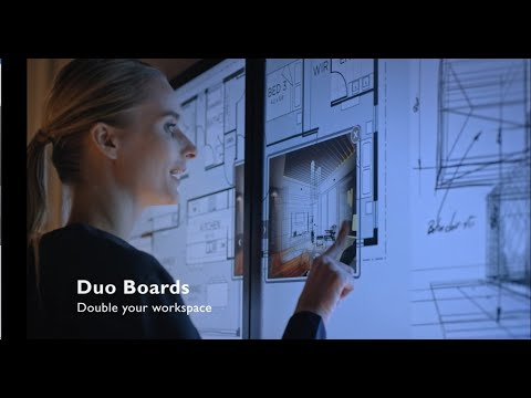 BenQ DuoBoard - the Ultimate All-In-One Interactive Display