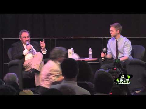 HalCon 2012  John Rhys Davies Q&A  Part 1