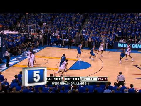 Top 10 Plays of the 2011 NBA Conference Finals