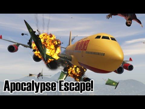 GTA V Mods: Apocalypse Escape