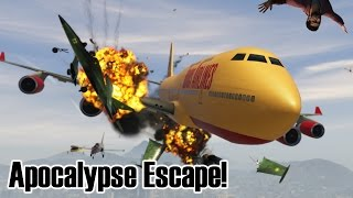 GTA V Mods: Apocalypse Escape