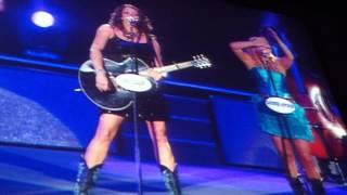 Miranda Lambert On Fire Tour Dallas Texas!!! - Hell On Heels - Pistol Annies!