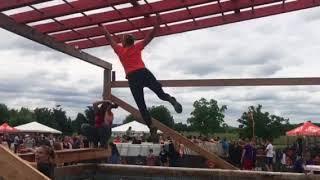 Monkey Bars Terrain Race Camp Harlow Eugene