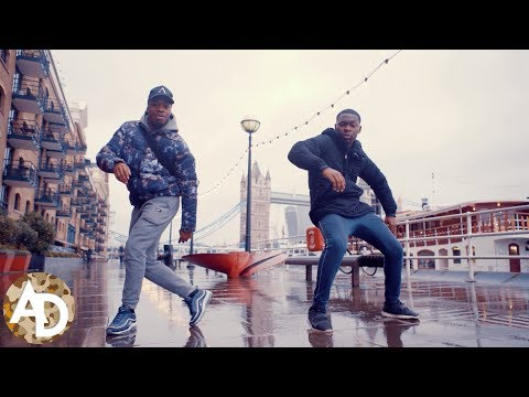 Jaij Hollands - Obaa Yaa ft. Tim Westwood (Dance Video)