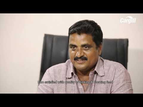 Cargill Aqua Nutrition India Introductory Video- Telugu Version