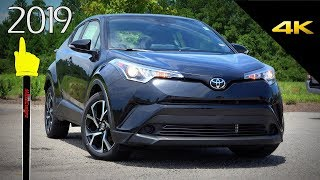 2019 Toyota C-HR XLE - Ultimate In-Depth Look in 4K